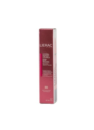 Lierac Hydragenist Lip Balm Rose-Pink Gloss Effect Renksiz